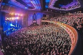 2 x Tickets for James Blunt at Eventim Apollo Hammersmith London