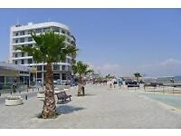 2 return tickets, Newcastle- Larnaca, 28 Jun- 12 Jul