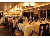 Fine dining Restaurant runner IMMEDIATE START