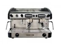 Elegance 2 Group Expobar Coffee Machine + Fracino K3 Grinder + S/S Tap Drawer