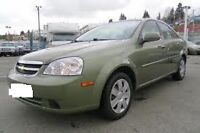 automatic, low kms, clean tittle, safetied $3400