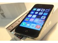 Apple iphone 4s 32GB unlocked black uk