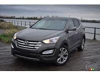 Hyundai santa fe premium SE. 2013 and later.