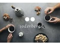 Barista Söderberg / Peter's Yard (full time)