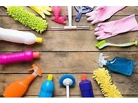 Self employed cleaners wanted