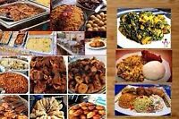 Affordable African, European and American Cuisine Catering