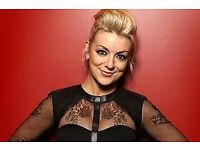 Sheridan Smith Edinburgh Playhouse Thurs 25th Stalls Seats collect city centre!