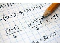 Maths Tutor, KS2, KS3, GCSE (£20ph)