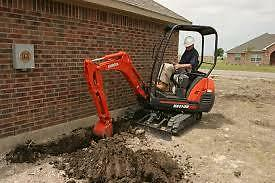 ALL EXCAVATIONS & landscaping preparation. Canberra City North Canberra Preview