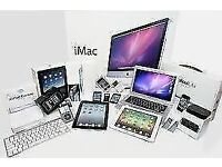WANTED ££ I BUY IPHONES /IPADS / MACBOOKS / IMACS / SLR CAMERAS / TVS / SAMSUNGS