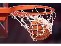 Basketball players wanted Glasgow West