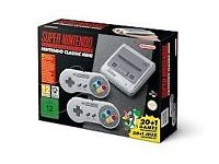 Nintendo SNES Classic Mini console brand new in the box