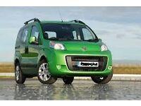 Fiat Qubo - just serviced 12 months MOT
