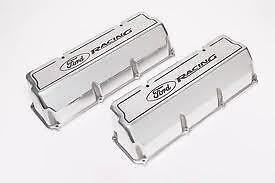 Ford Racing 302 351 400 Cleveland Aluminum Valve Covers M-6582-Z351