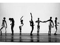Adult Dance class at Birnam Arts