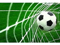 Men's Thursday 5-a-side team needing outfield player