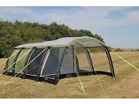 Sunncamp Invadair 600 Airbeam Tent - Very Good Condition