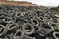 Tire recycling, will pay $35 per tire and pick up