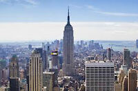 NYC TOURS for 2018