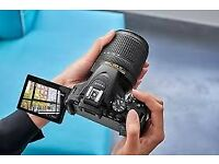 Nikon camera D5500 Reflex SLR