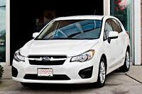 2012 Subaru Impreza base Hatchback