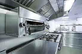 Kitchen Canopy &  Exhaust Cleaning