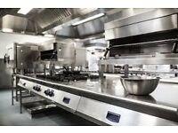 Kitchen Porters with TOMORROW START!!!!!
