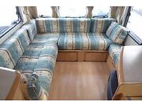Caravan Bailey Pageant Moselle Series 52004 with Isabella Awning and accessories