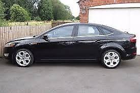 Ford Mondeo TITANIUM 140 TDCI (black) 2010