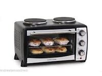 Andrew Jamens Mini Hob Oven Grill for Sale.