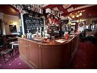 Full Time Bar Staff Required at Local Real Ale Pub, Central Bristol