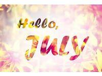 TRECCO BAY CARAVAN HIRE - JULY 2018 DATES