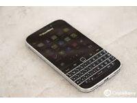 nice clean q20 blackberry classic unlock