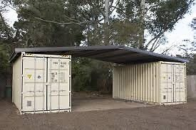 SHIPPING CONTAINER ROOF KITS Woree Cairns City Preview
