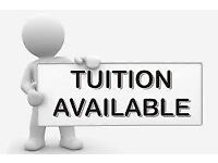 Transfer Test Tuition