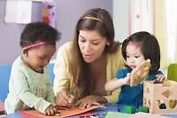 Childcare on evenings weekends & overnights