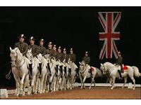 The Spanish Riding School of Vienna ticket