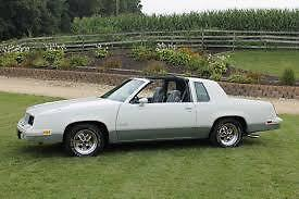 WANTED 1985 or 1986 Oldsmobile 442 or 1983 Hurst Olds