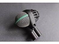 AKG D112 studio microphone