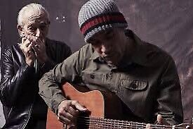 Ben Harper & Charlie Musselwhite. Jubilee Aud. Tuesday Aug. 21