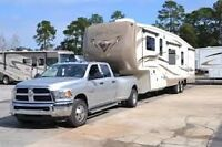 Towing Rv. Trailer, Boats, Cars, Hauling, Best Prices Anywhere