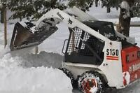 reliable snow removal crew ready to go
