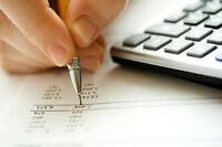 Bookkeeper for hire