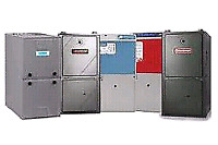 High Efficiency Air-Conditioner/ Furnace Installed