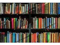 Over 1000 brand new books