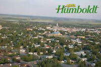 50X131 serviced lot in Humboldt SK $75000