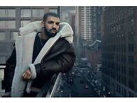 DRAKE TICKETS - 02 ARENA - REAL TICKETS - STANDING X4