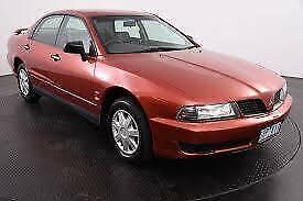Mitsubishi Magna Sedan 2003