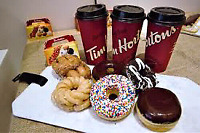 Discount Tim Hortons Products - Gift Cards and Merchandise!