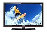 "50"" samsung tv usb, hdmi ports (good offer)"